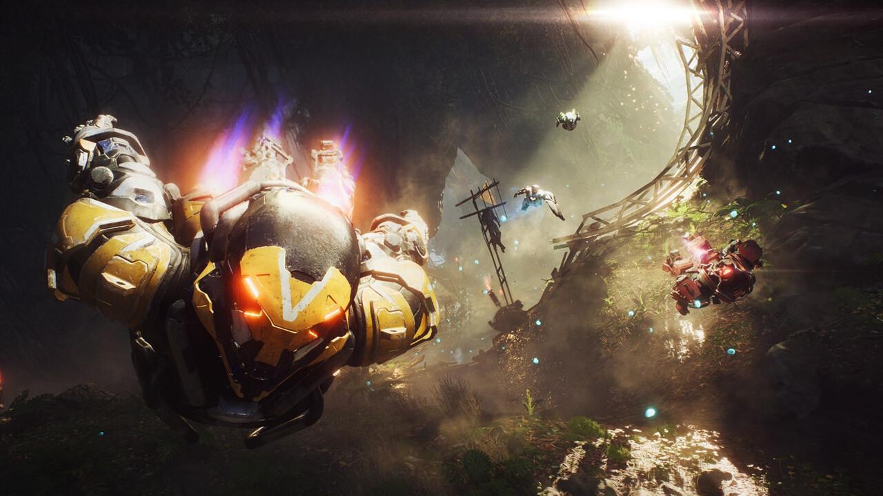 Umsatz mit Videospielen: Apex und Anthem starten stark, aber hinter Fortnite