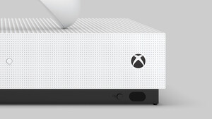 Xbox One S All-Digital: Bilder der Konsole verraten neue Details