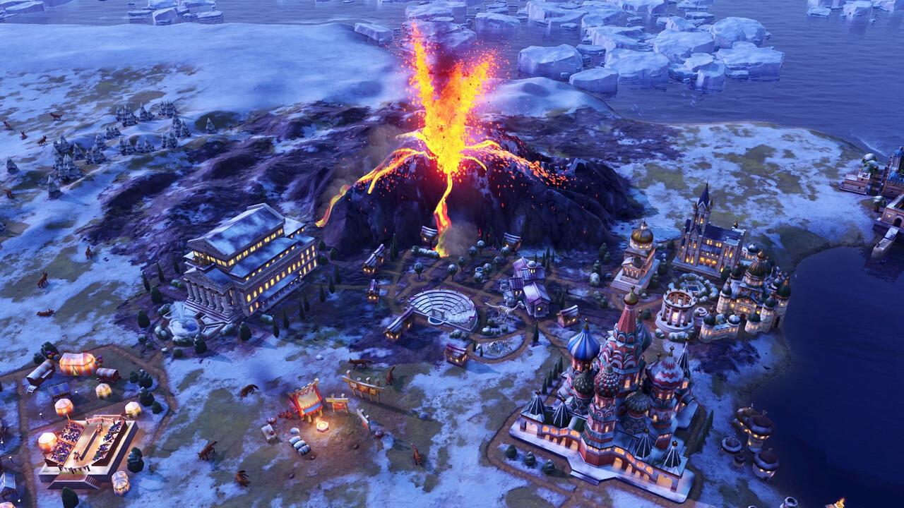 Civilization VI: 2K erklärt die Datenerhebung über den Spieler