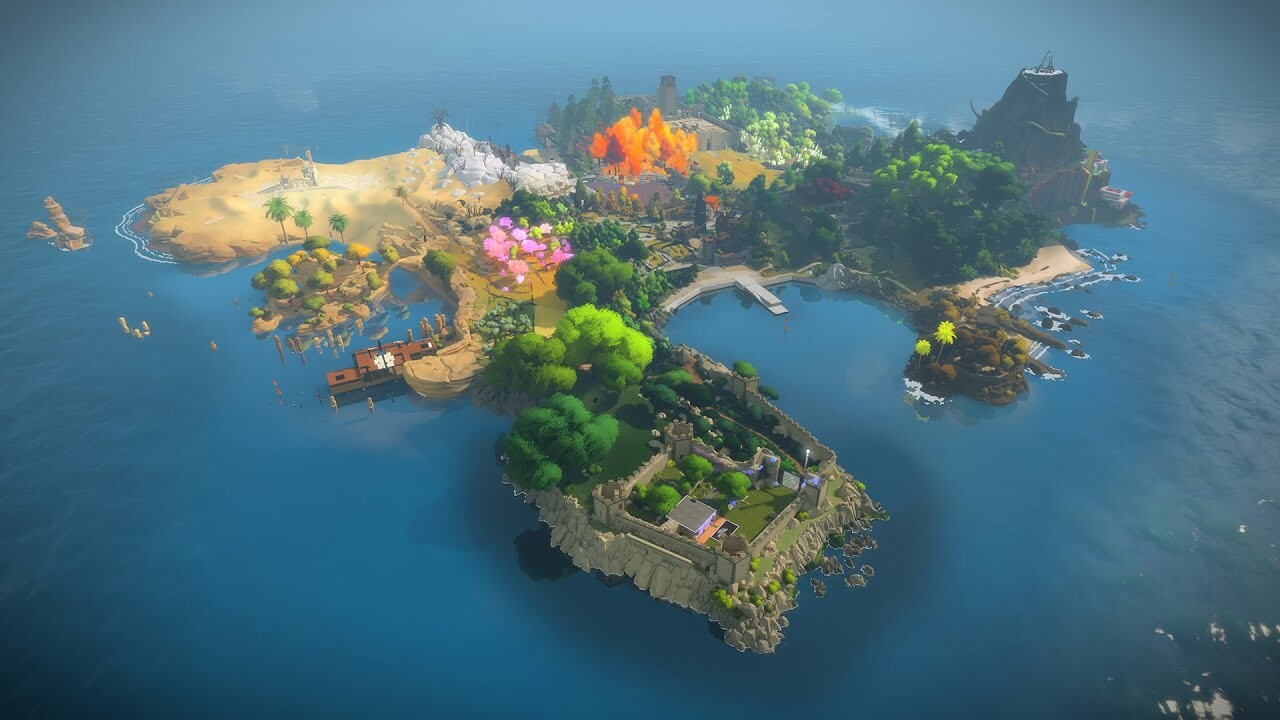 Gratisspiel: Epic Games verschenkt The Witness