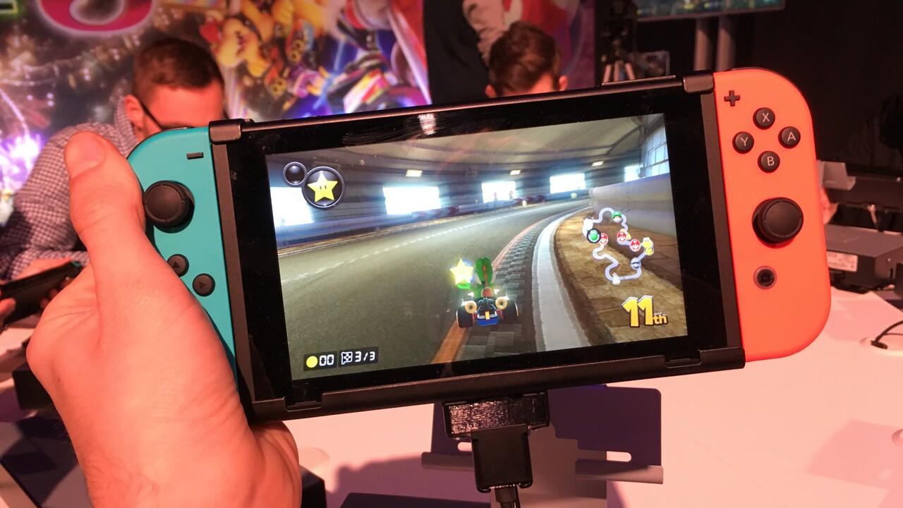 Zwei neue Switch: Nintendo plant eine stärkere und eine günstigere Konsole