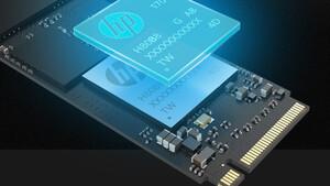 HP EX950: Schnelle M.2-PCIe-SSD mit 3.500 MB/s jetzt verfügbar