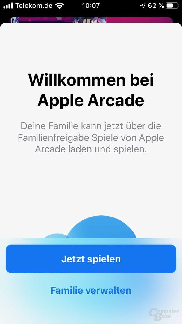 Apple Arcade ist ab sofort unter iOS 13(.1) verfügbar