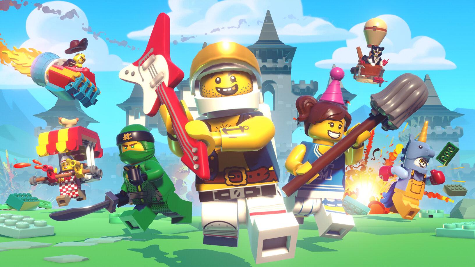 "LEGO Brawls"" von LEGO"