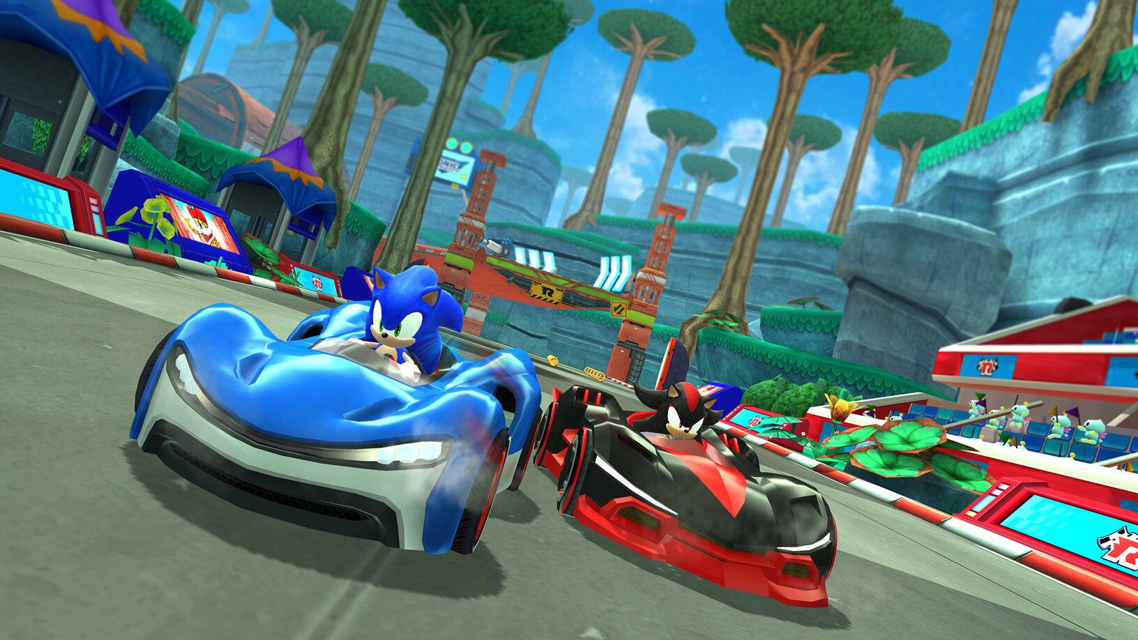 """""""Sonic Racing"""" von SEGA"""