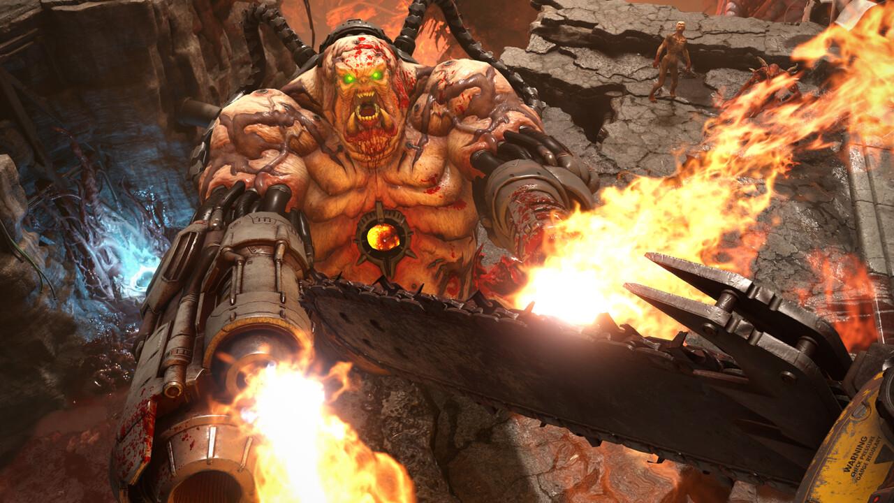 Bethesda: Fallout 76, Doom Eternal und RAGE 2 kommen auf Steam