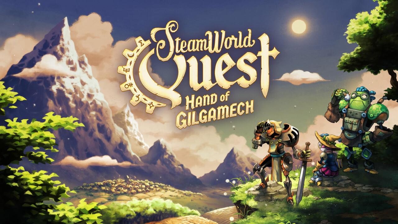 SteamWorld Quest: Ab 25. April auf der Switch, Gameplay im Video