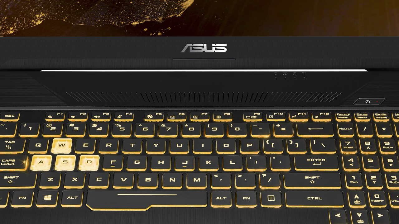 Notebooks: Asus vereint AMDRyzen3000 mit Nvidia GTX 1660 Ti