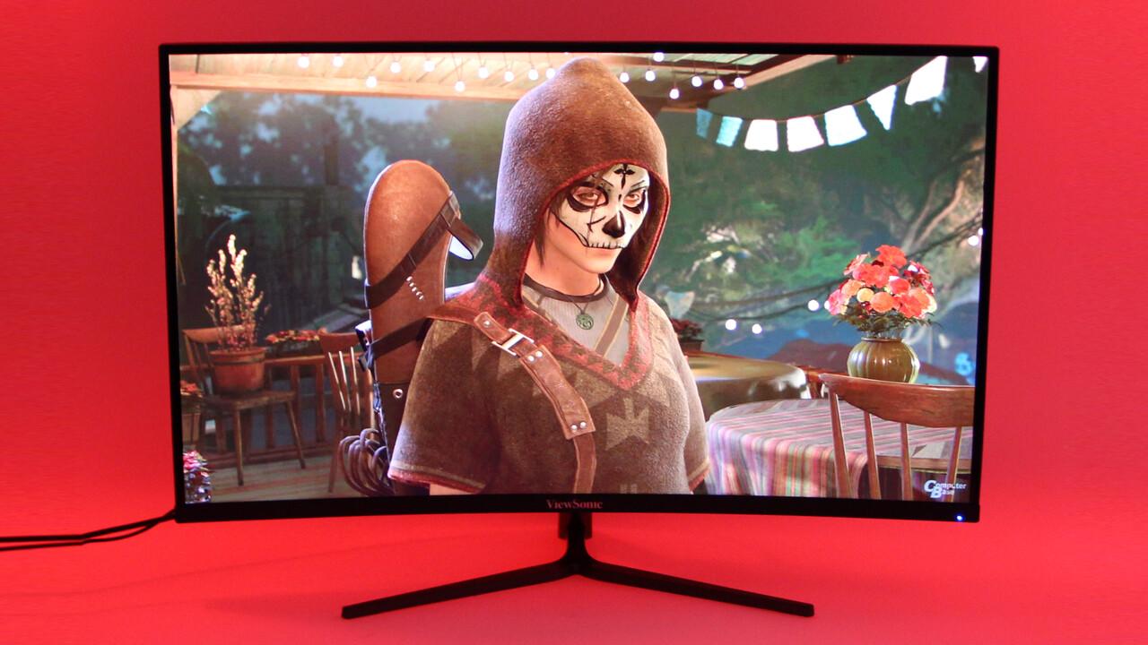 ViewSonic VX3258 im Test: Kein-Gaming-Monitor mit fulminanter Reaktionszeit