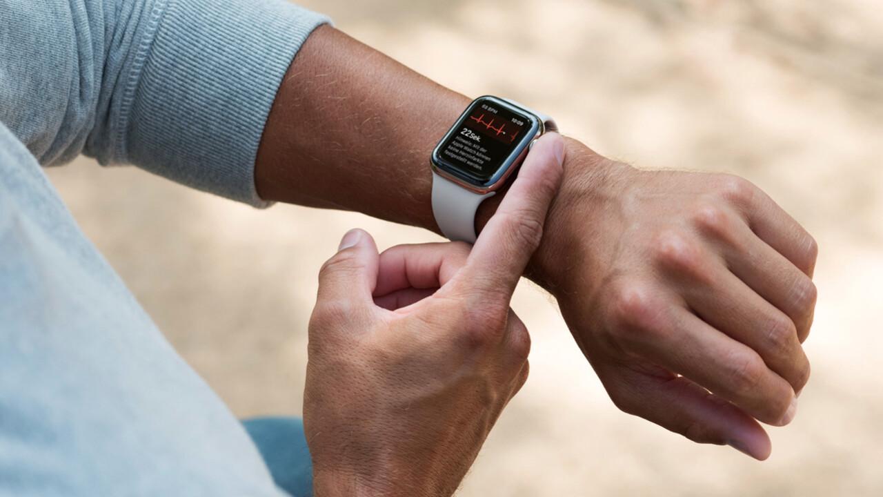 Apple Watch: EKG-Funktion ab sofort auch in Deutschland verfügbar