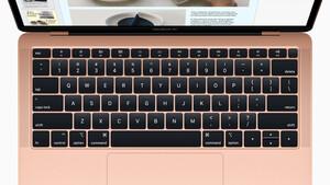 MacBook: Apples Butterfly-Tastatur macht weiterhin Probleme