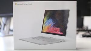 Surface Book 2 13,5 Zoll: Auch der Core i5 ist jetzt ein Vier-Kern-Prozessor