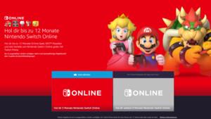 Twitch Prime: Ein Jahr Nintendo Switch Online kostenlos
