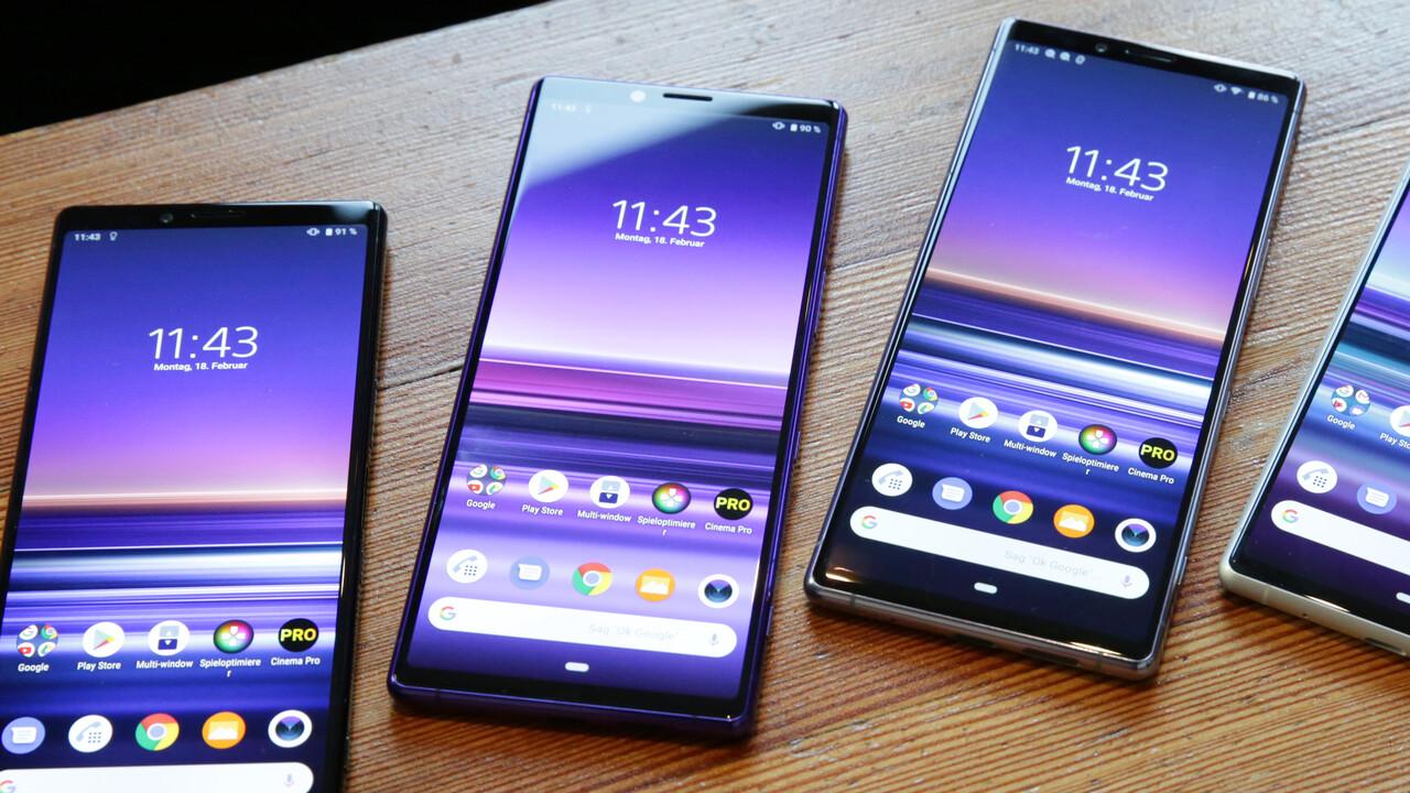 Smartphones: Sony will Belegschaft bis 2020 um 50Prozent reduzieren