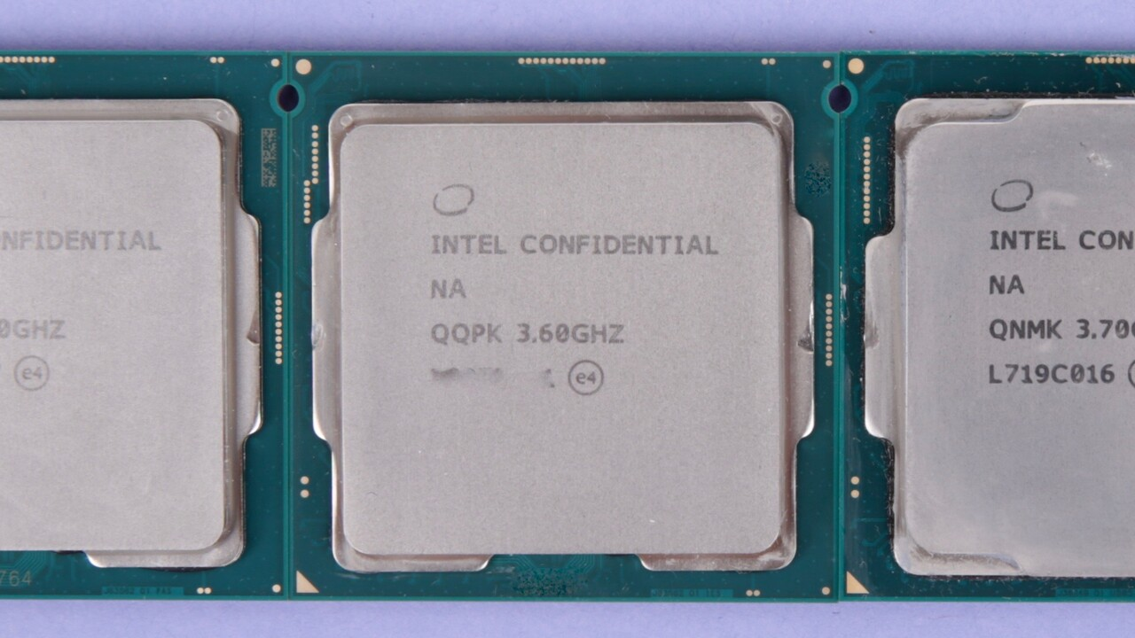 Intel Core: Coffee Lake Refresh kommt auch als R0-Stepping