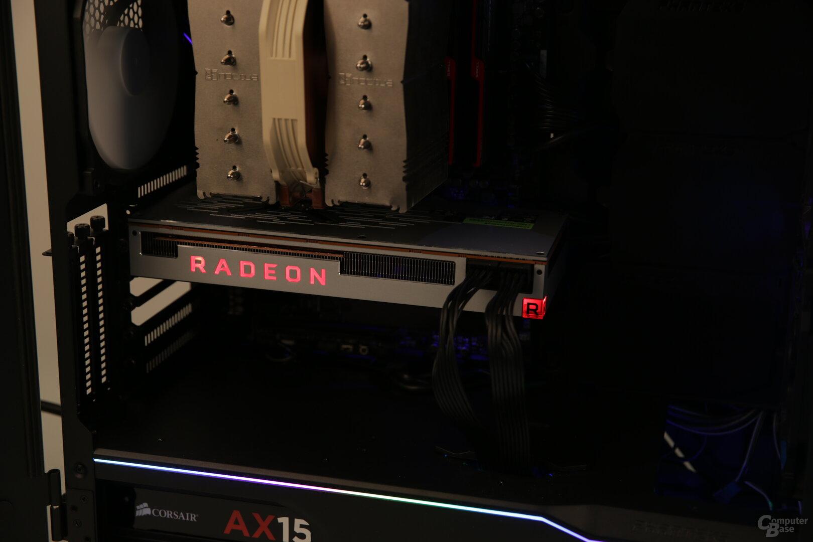 Radeon-Grafikkarten von AMD im Test