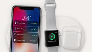 AirPower: Apple stellt Entwicklung der Ladematte endgültig ein