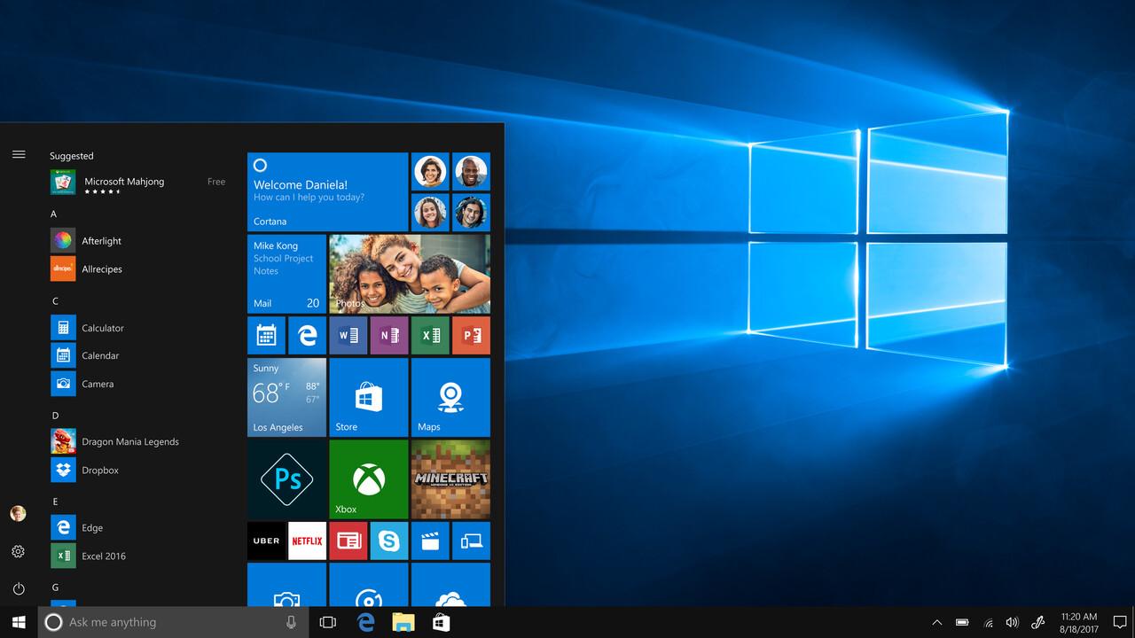 Windows 10: Oktober 2018 Update nun endgültig freigegeben