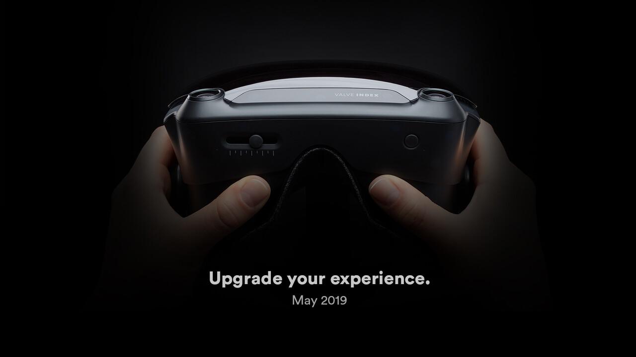 Valve Index: Erstes VR-Headset von Valve kommt im Mai