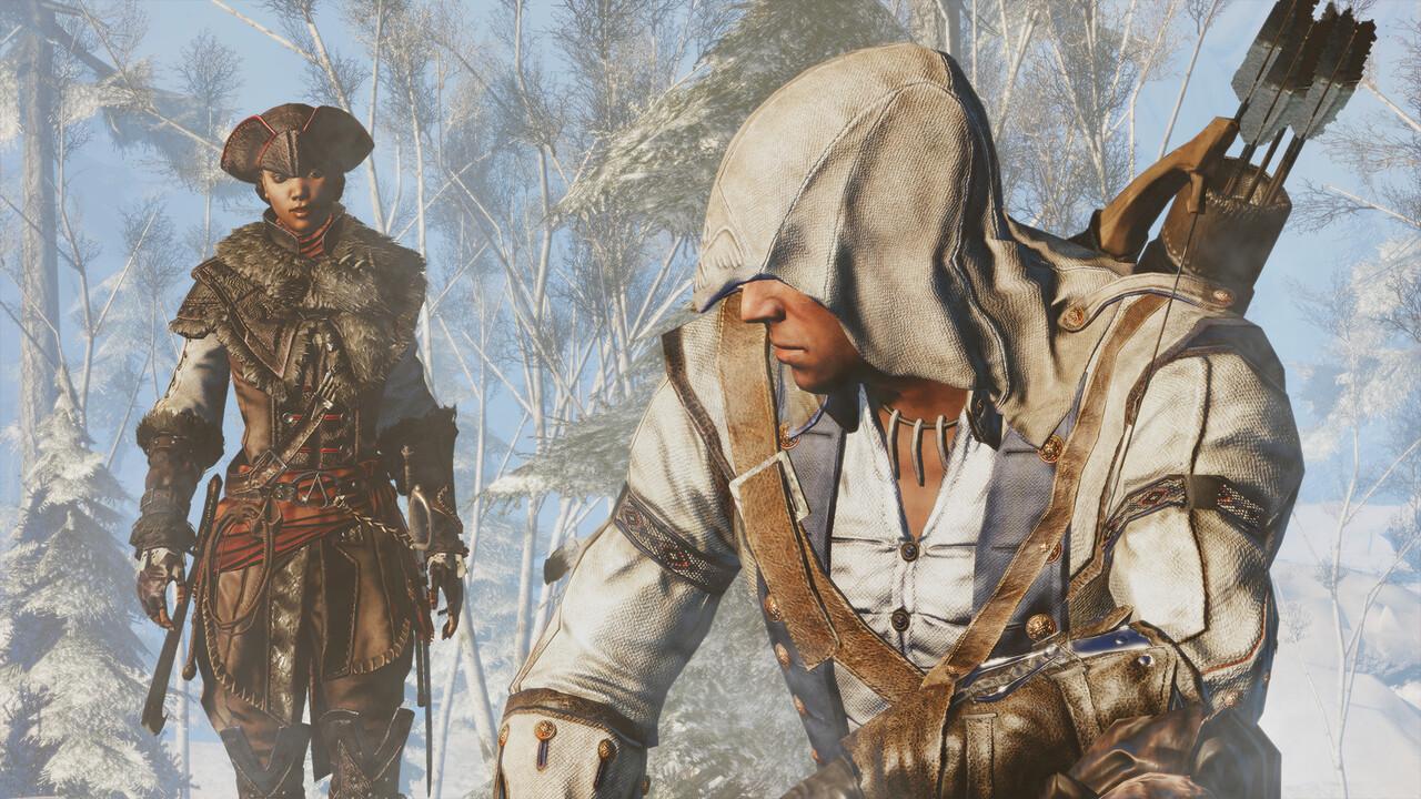 Assassin's Creed 3: Remastered-Version ersetzt Original und wird kritisiert