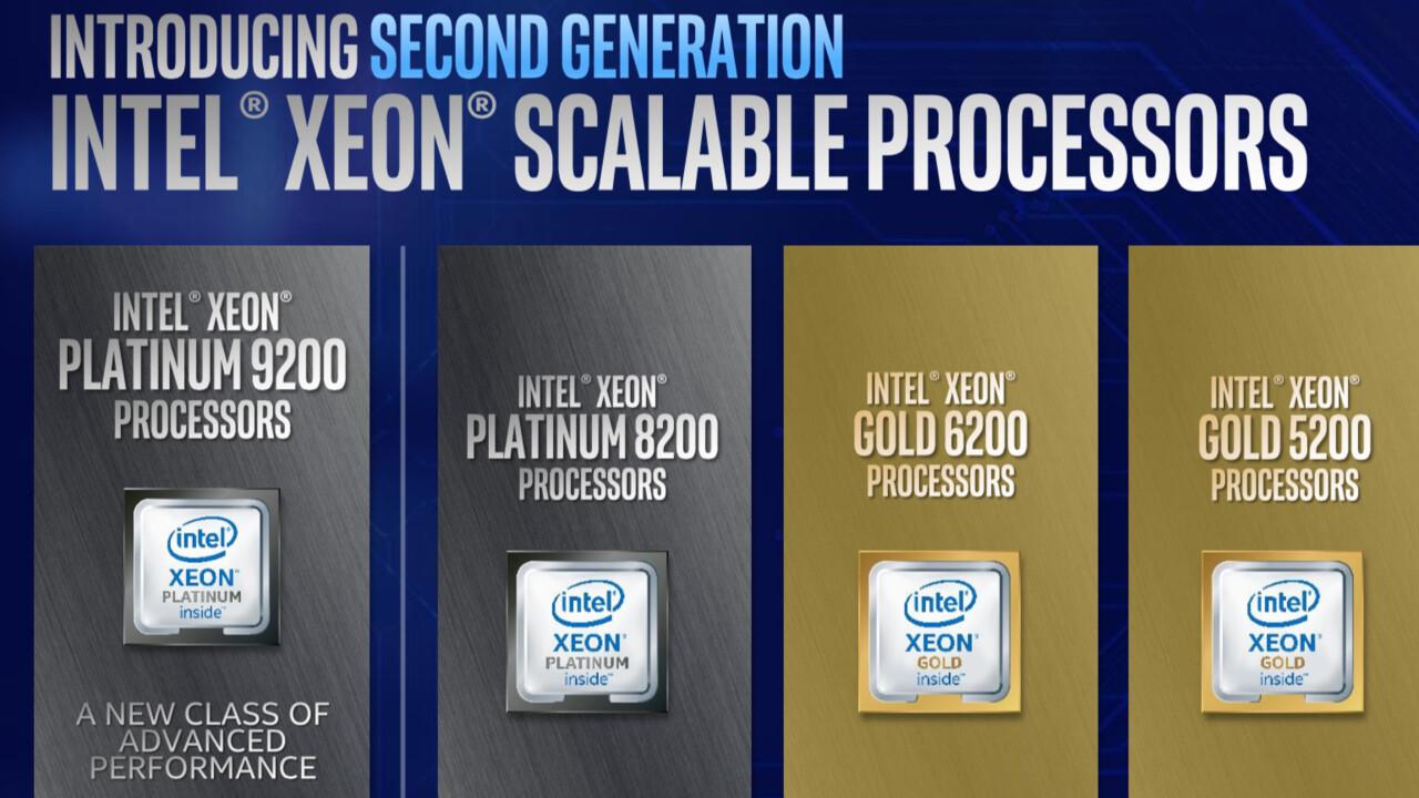 Intel Cascade Lake-SP: Zweite Generation Xeon-SP startet mit extremer Vielfalt