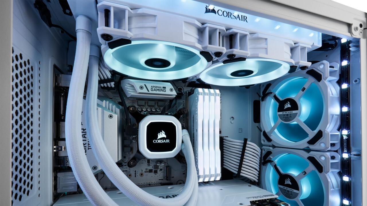 Corsair H100i RGB Platinum SE: Einige AiO‑Wasserkühler können lecken
