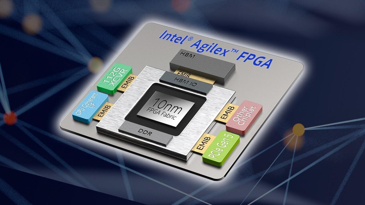 Zukünftige Intel-Produkte: 10-nm-FPGA mit PCIe 5.0, 100-Gbit-Ethernet und Wi-Fi 6