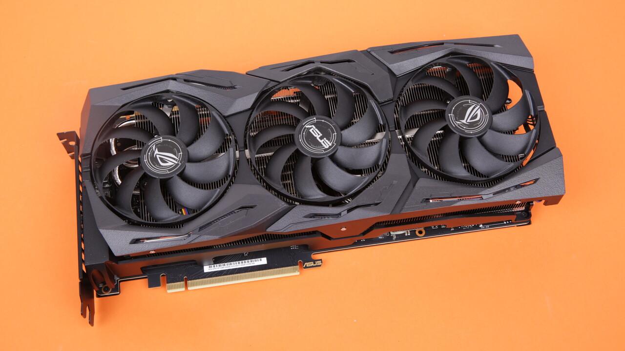 Asus GeForce RTX 2080 Ti Strix: Neue Revision kollidiert mit Kühler von EKWB