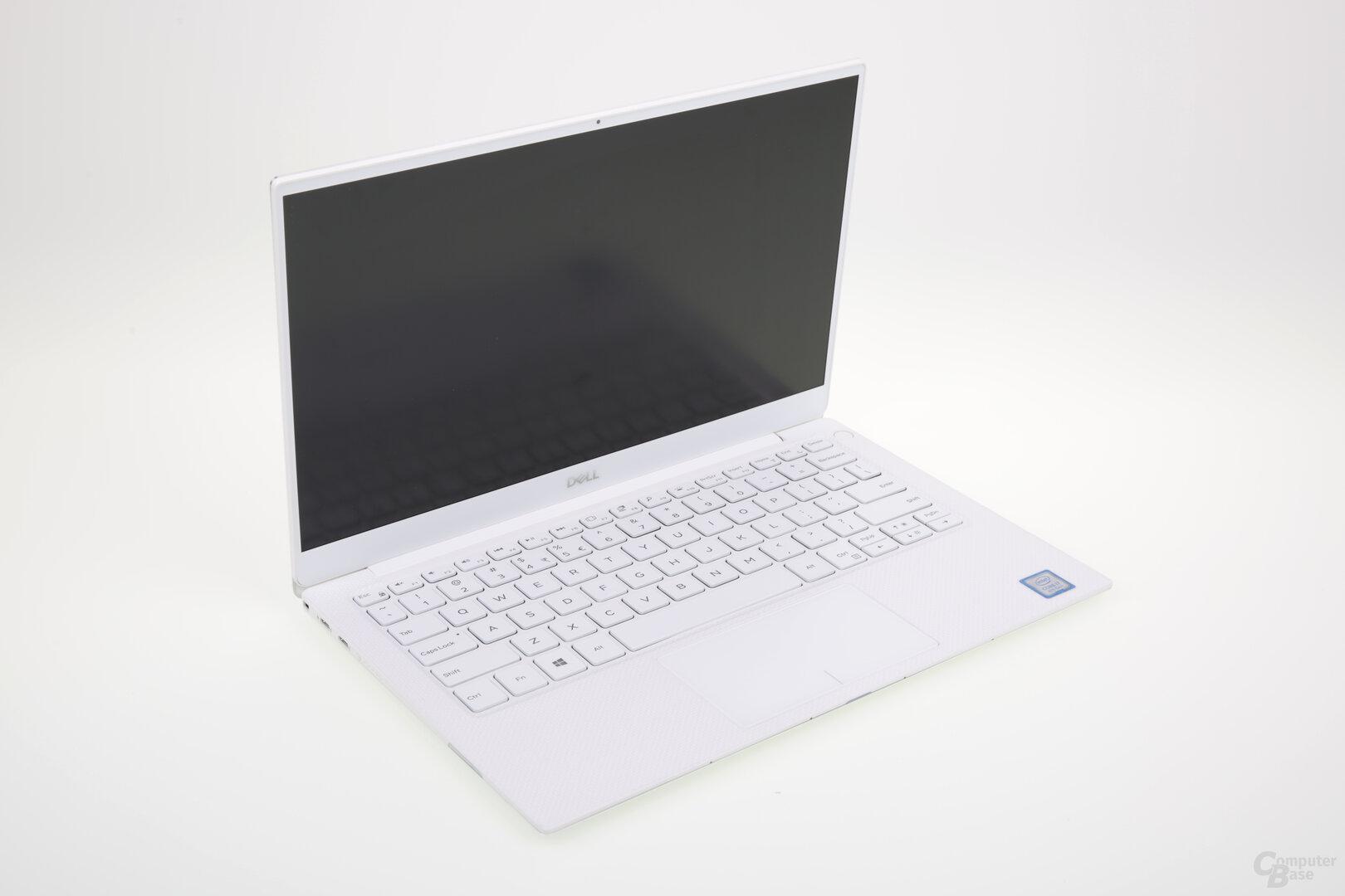 XPS 13 (9380) mit weißer Tastatur