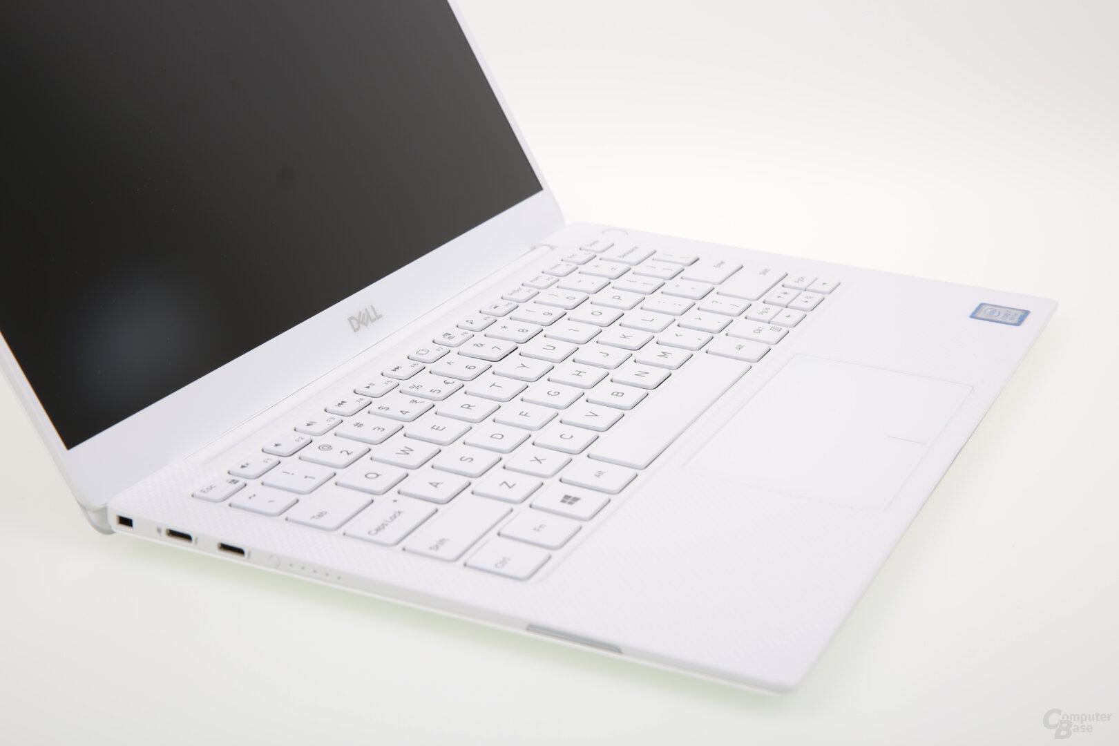 Auch das Touchpad ist das gleiche wie beim 9370