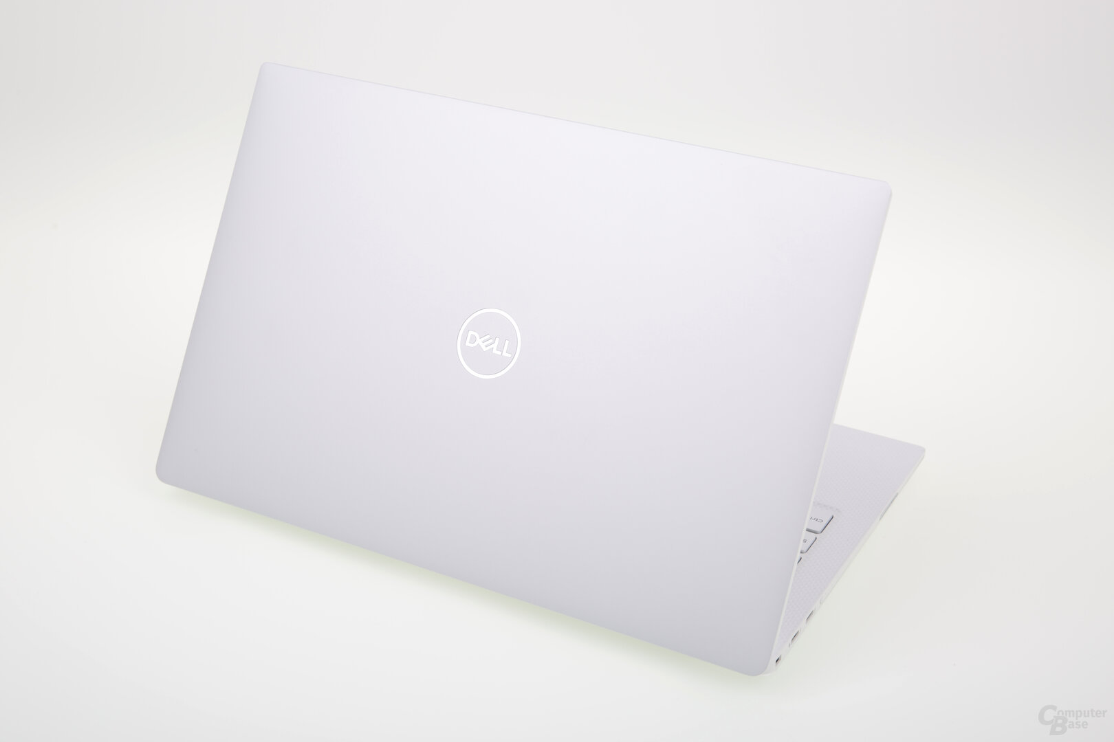 Dell XPS 13 (9380) mit silbernem Gehäuse
