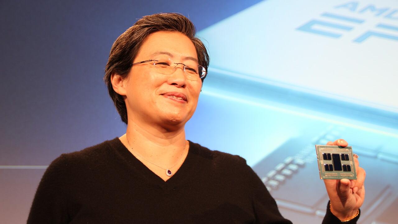 DigiTimes: Starkes Umsatzwachstum für AMD im 2. Halbjahr
