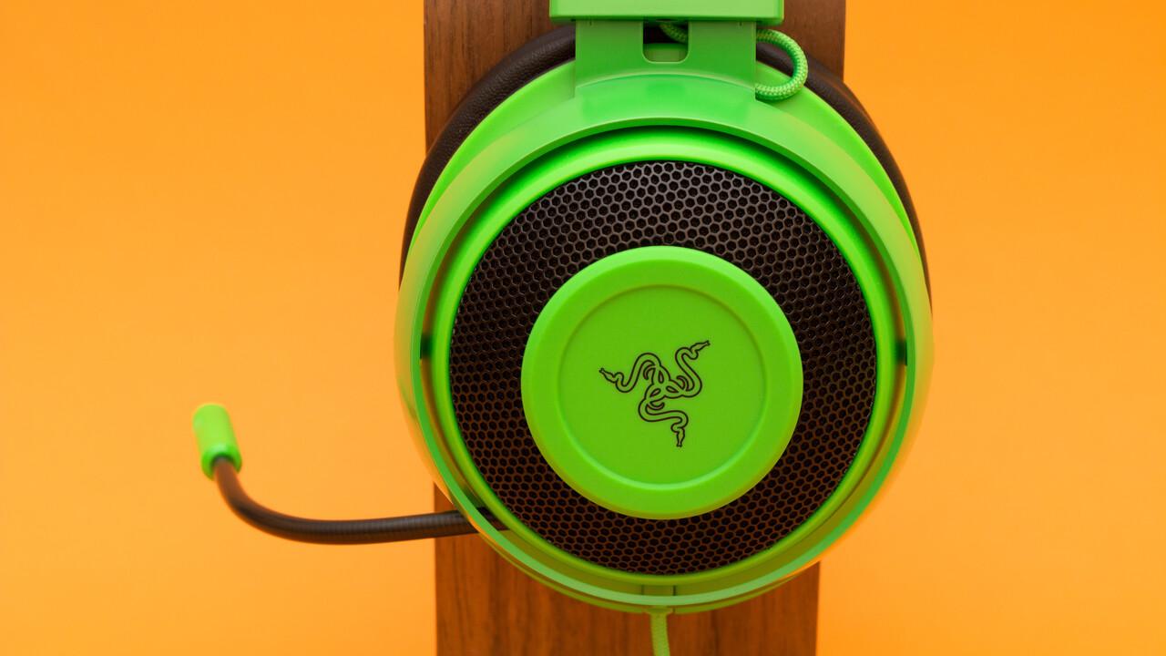 Razer Kraken (2019) im Test: Headset-Allrounder mit gutem Klang und Mikrofon