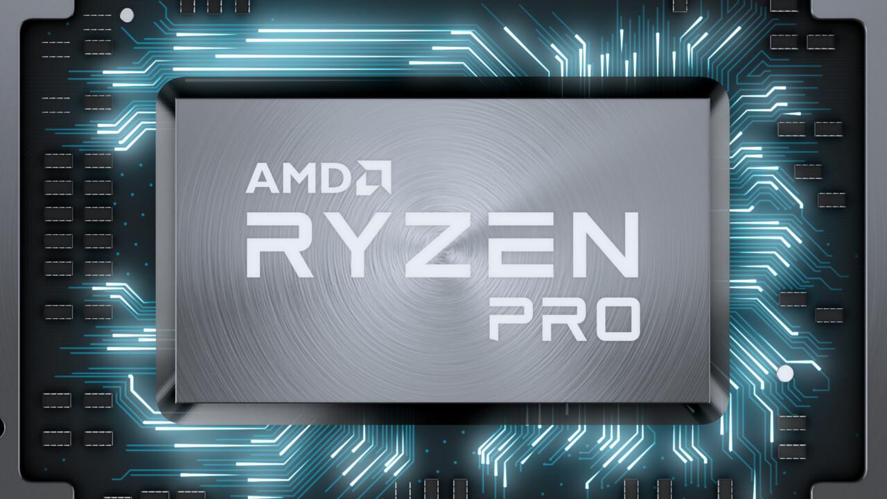 Ryzen Pro 3000: Mobile Business-Prozessoren von AMD wechseln auf 12 nm