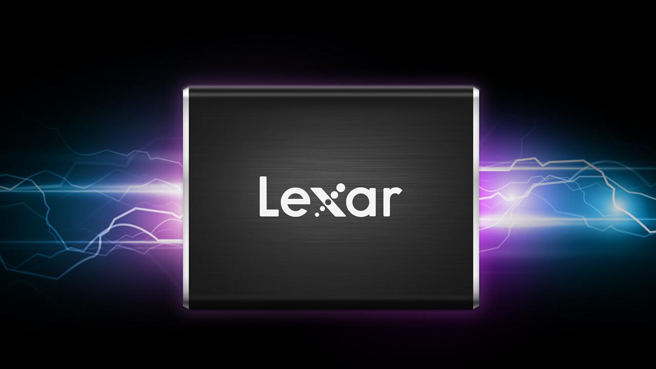 Lexar SL100 Pro: Die schnellste Portable SSD mit USB 3.1 Typ-C