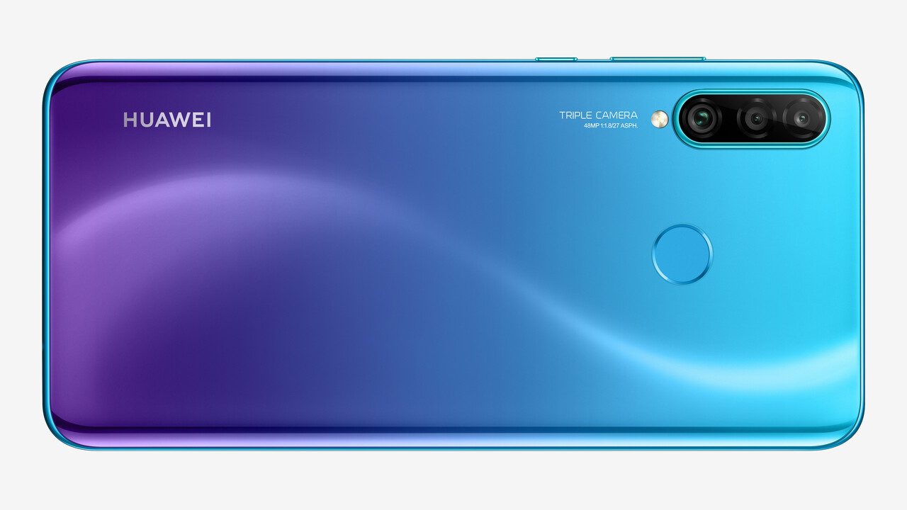 Huawei: P30 Lite mit drei Kameras kostet 369Euro