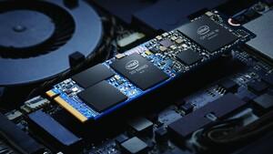 Optane Memory H10 SSD: Start für die erste Fusion von 3D XPoint und 3D-NAND