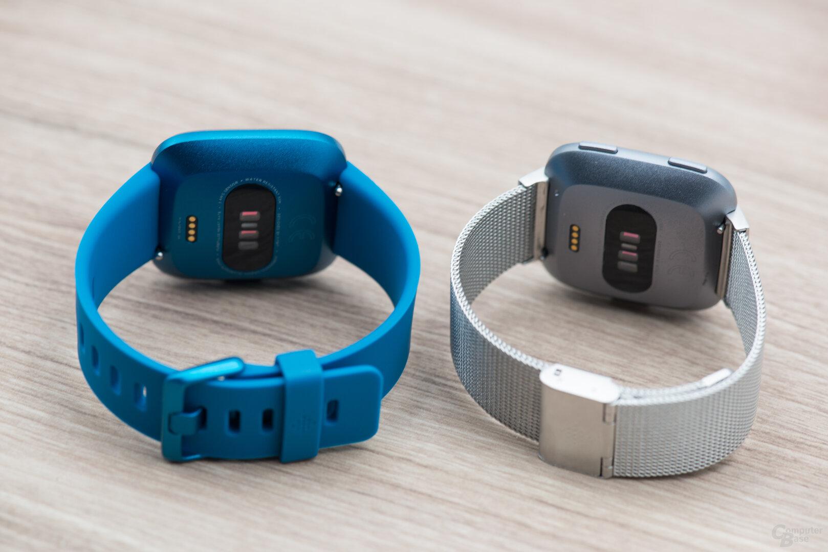 Fitbit Versa Lite im Vergleich zur Fitbit Versa (Special Edition)