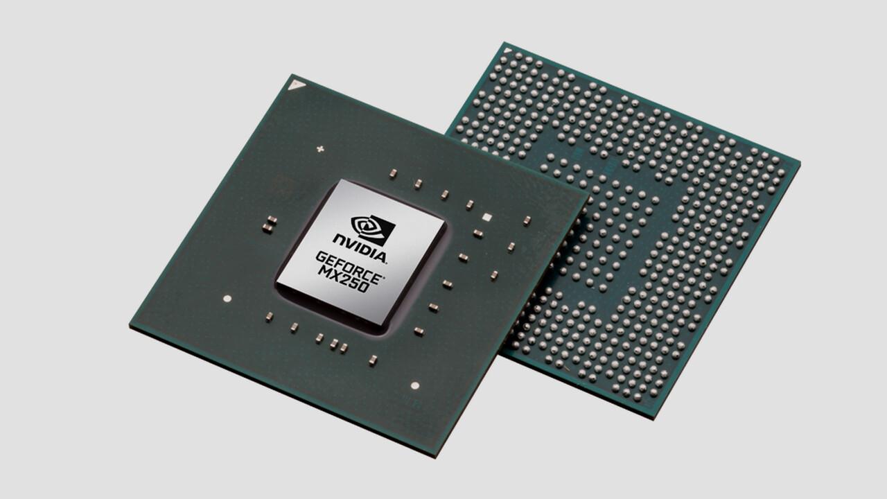 GeForce MX250: Langsamere Version der GPU ohne Kennzeichnung