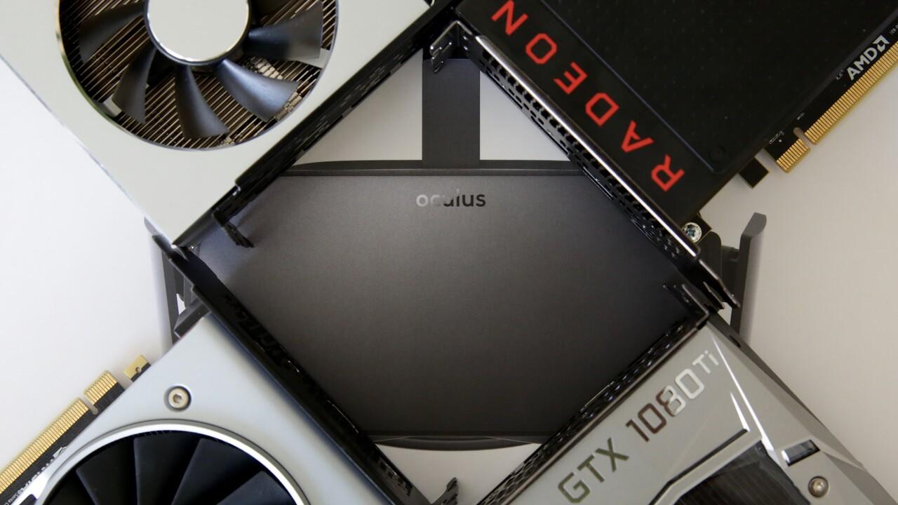 GPU-Benchmarks in VR: AMD und Nvidia im Wettstreit um den Supersampling-Faktor