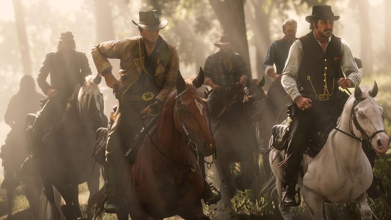 Red Dead Redemption 2: PC-Version Gerüchten zufolge im Juli exklusiv bei Epic Games