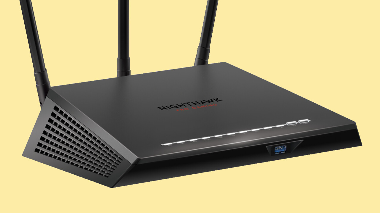 Nighthawk Pro Gaming XR300: Netgears WLAN-ac Gaming-Router ab 199 Euro lieferbar