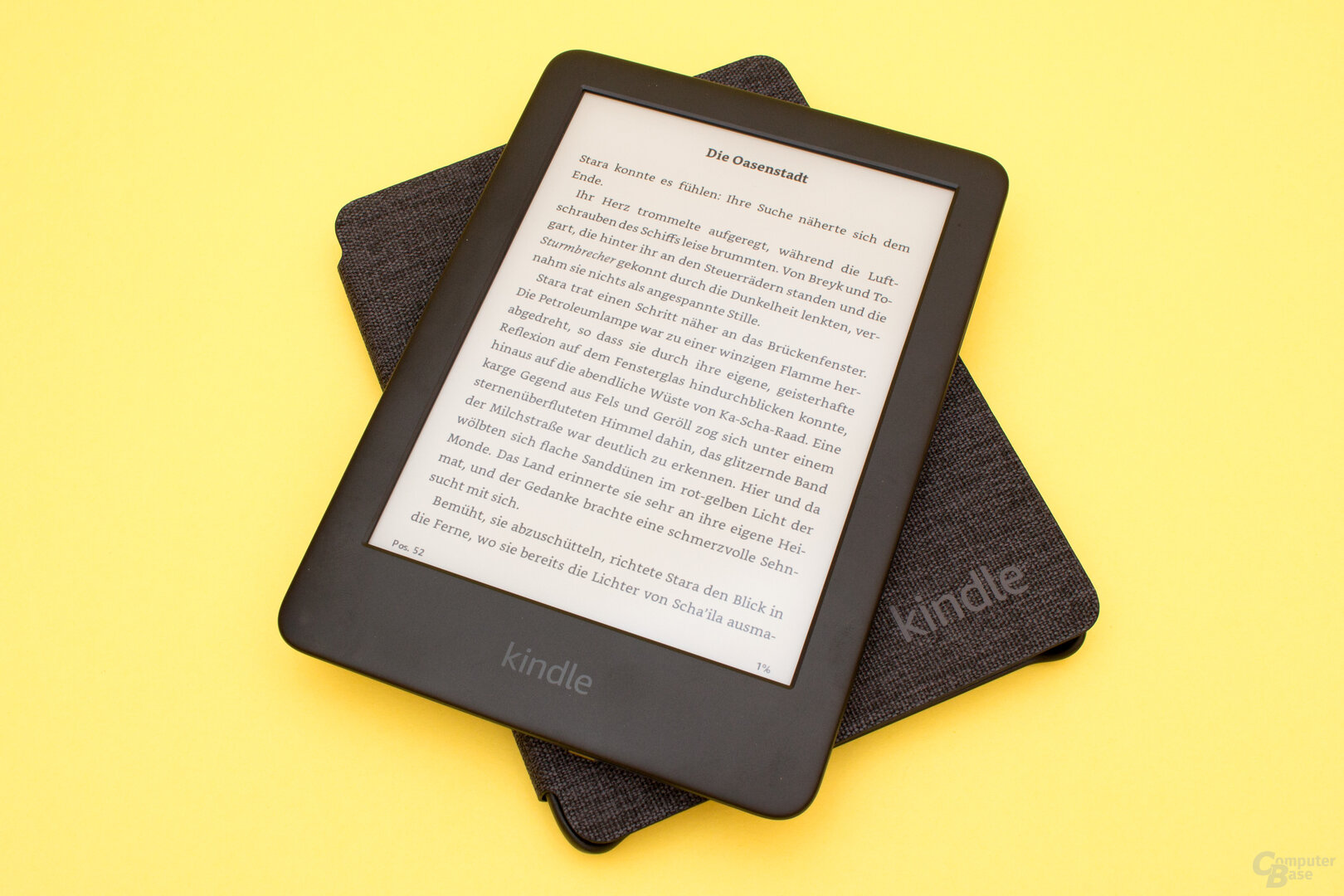 Kindle 2019 im Test