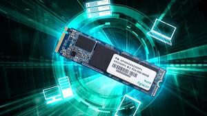 Apacer AS2280P4: PCIe-SSD mit 3.200 MB/s oder nur halb so schnell