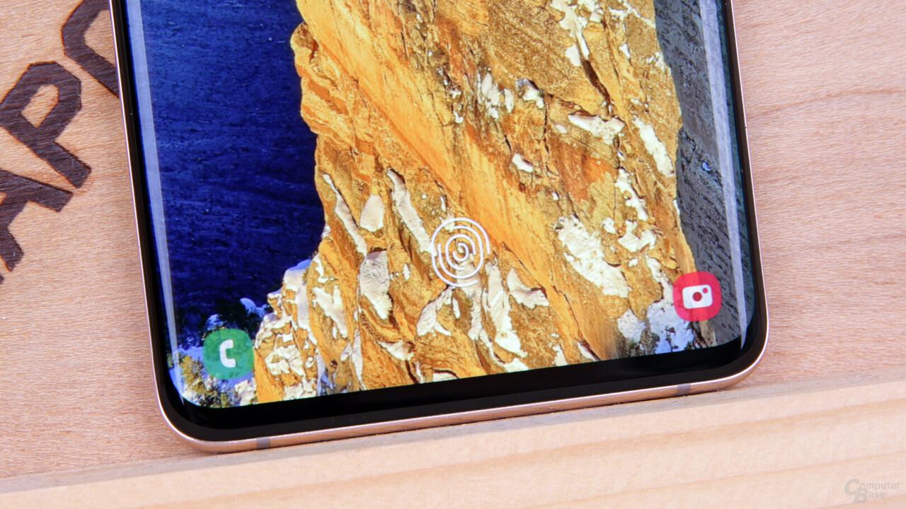 Samsung Galaxy S10: Ultraschall-Fingerabdrucksensor lässt sich austricksen