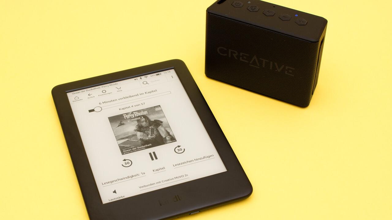 Amazon Kindle 2019 im Test: Der Einstiegs-Reader, der keiner mehr ist