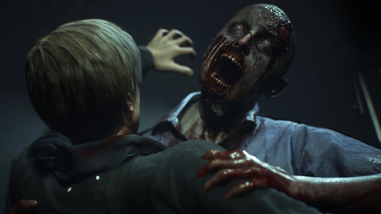 Zahlen statt spielen: Resident Evil 2 Remake bietet Unlock-DLC an
