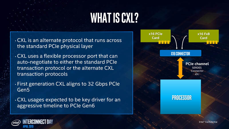 Intel Interconnect Day 2019 – CLX
