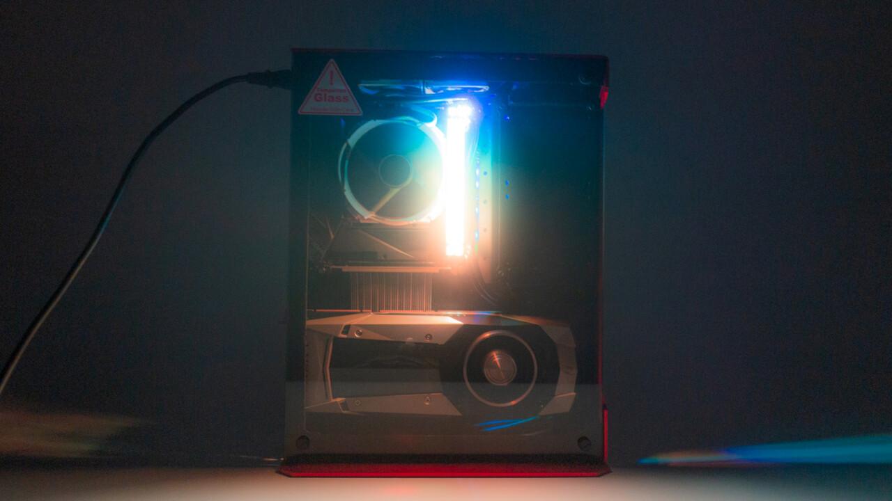 Z-Case P50: mITX-Gehäuse mit 7,9 Litern verpasst Finanzierung