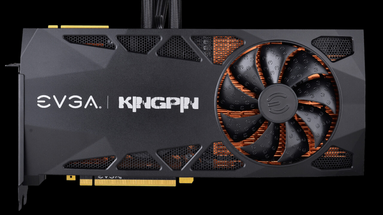 EVGA RTX 2080 Ti Kingpin: Turing-Grafikkarte ist jetzt für 1.900 US-Dollar verfügbar